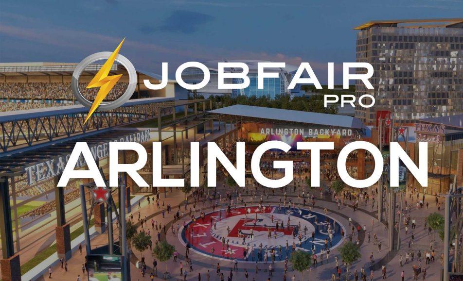 arlington virtual job fairs