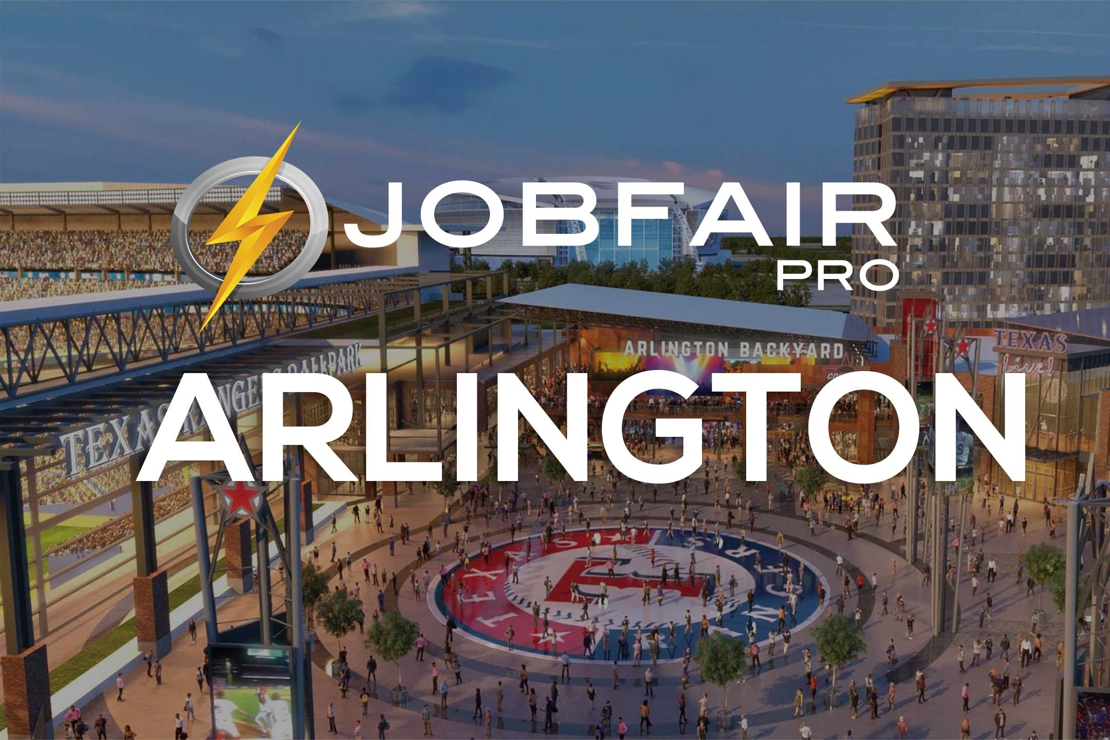 arlington virtual job fairs