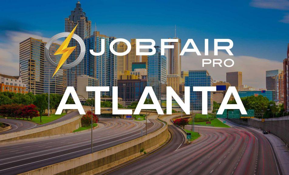 atlanta virtual job fairs