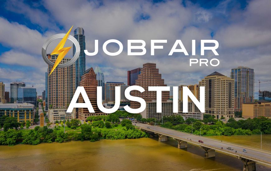 austin virtual job fairs