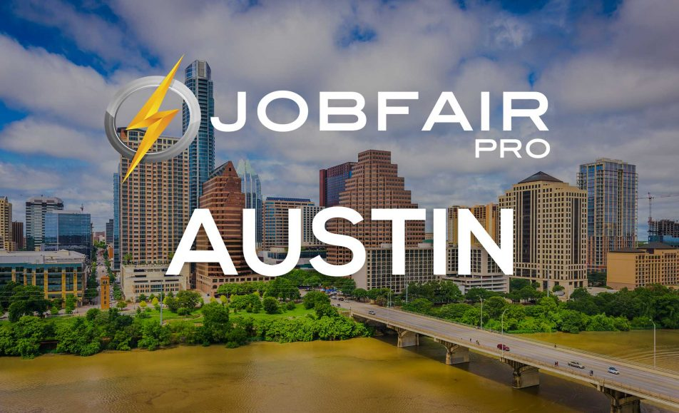 austin virtual job fairs