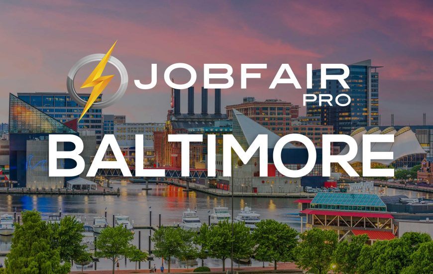 baltimore virtual job fairs