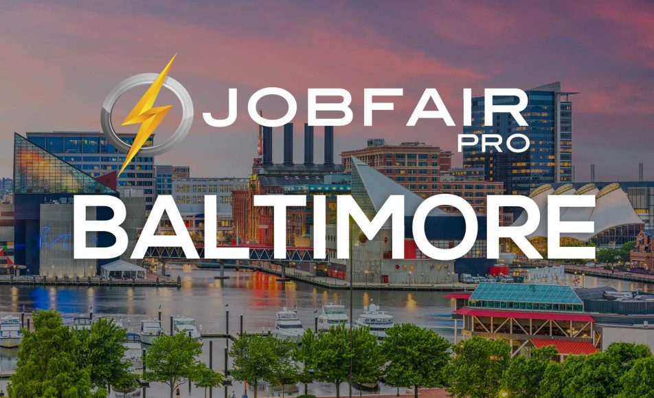baltimore virtual job fairs