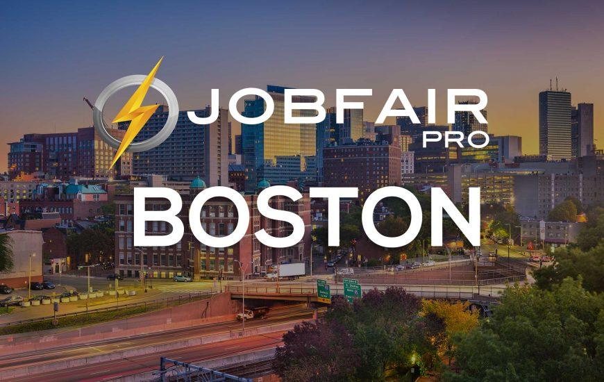 boston virtual job fairs