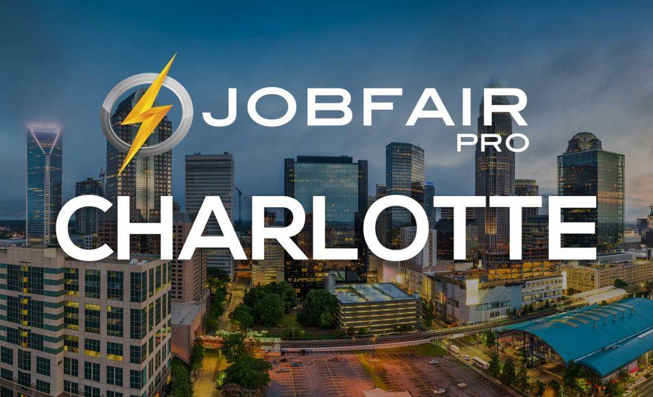 charlotte virtual job fairs