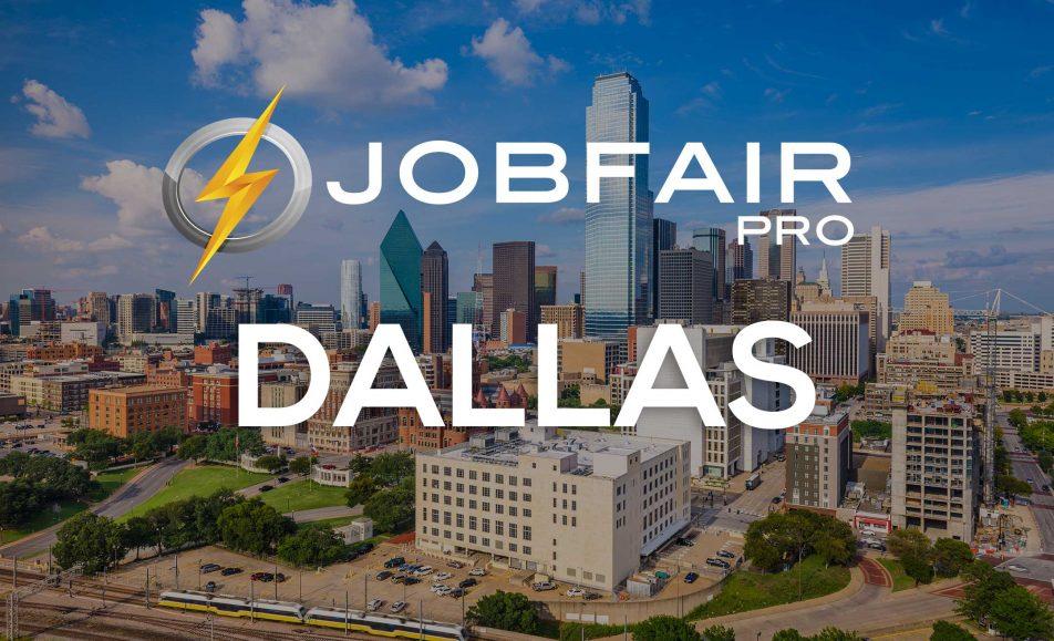 dallas virtual job fairs