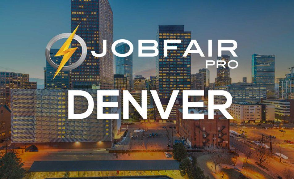 denver virtual job fairs