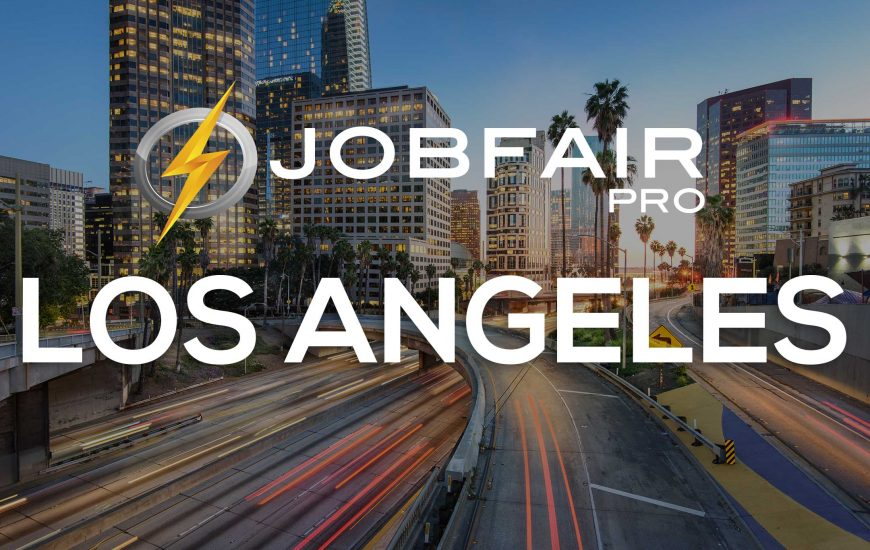los angeles virtual job fairs