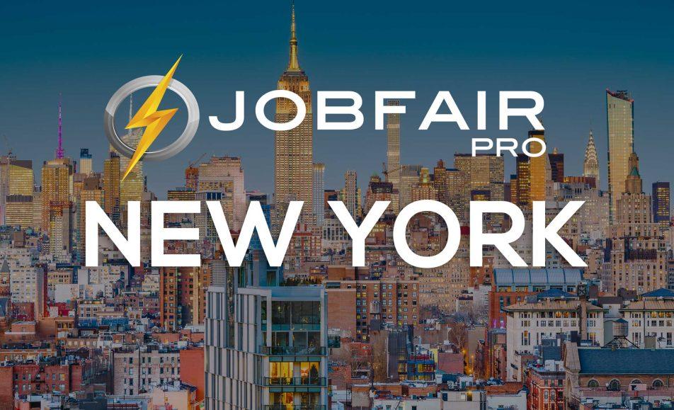 new york virtual job fairs