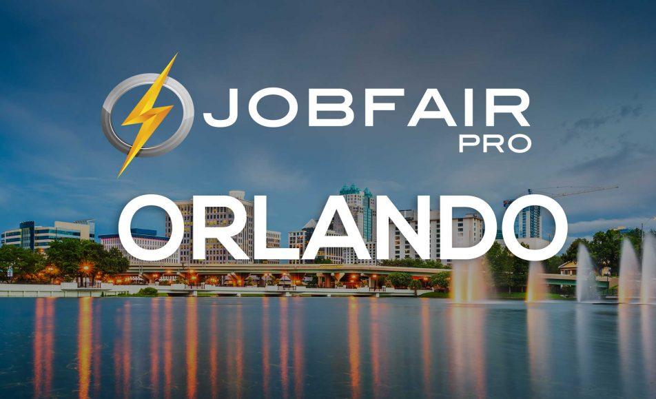 orlando virtual job fairs