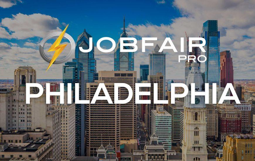 philadelphia virtual job fairs
