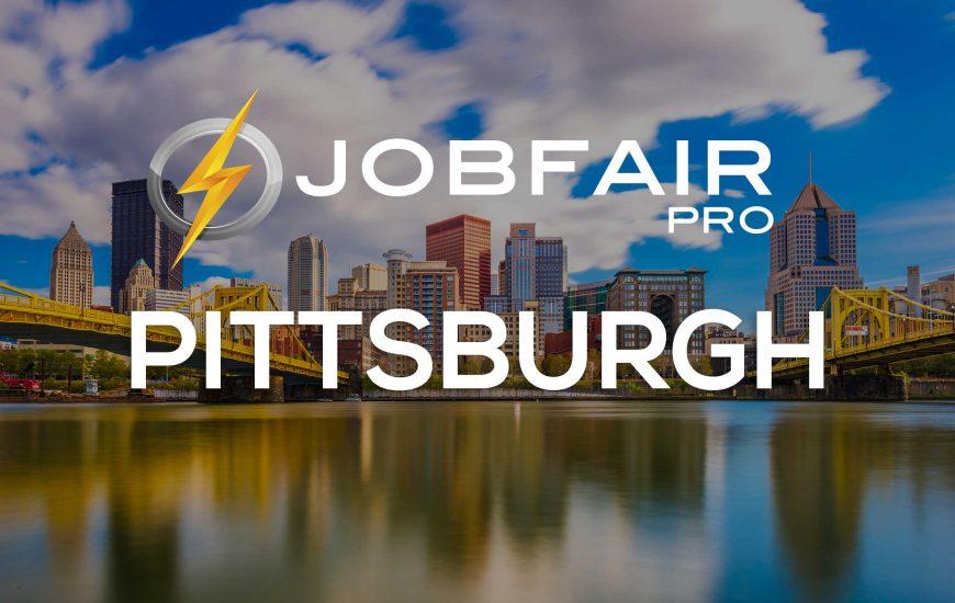pittsburgh virtual job fairs