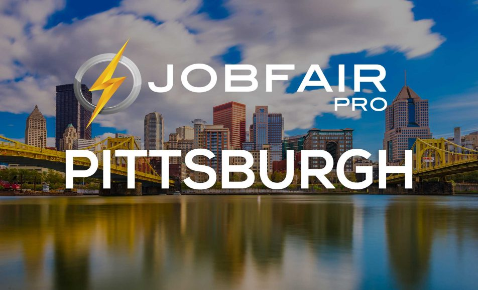 pittsburgh virtual job fairs