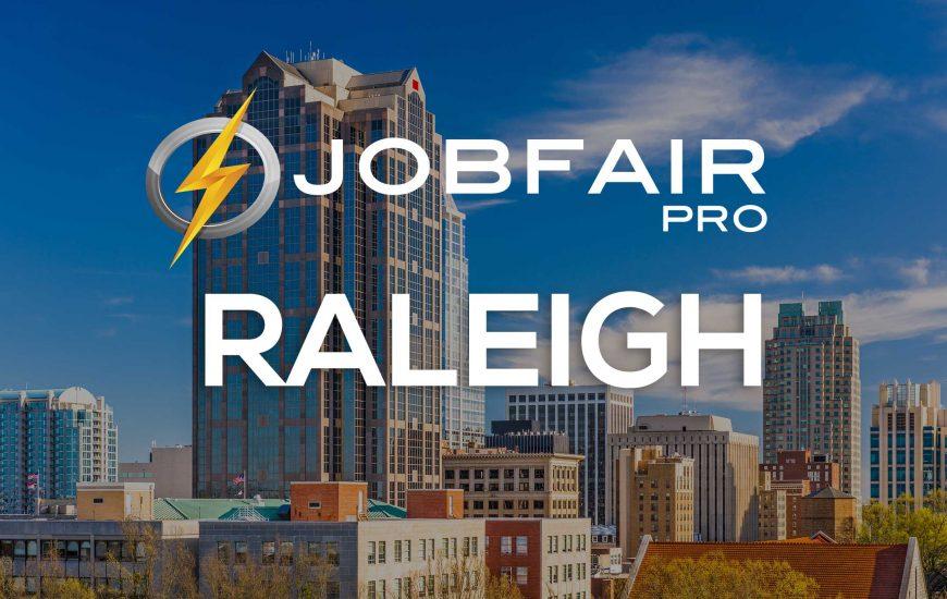 raleigh virtual job fairs