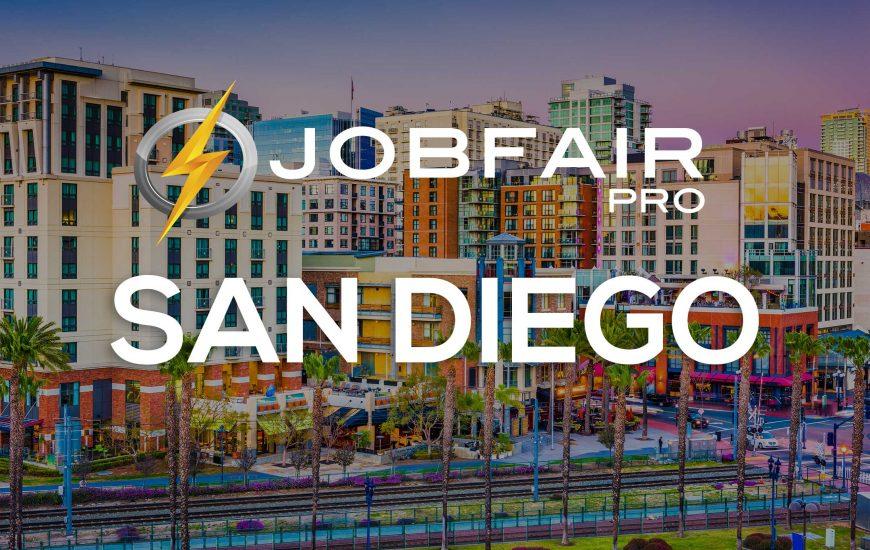 san diego virtual job fairs