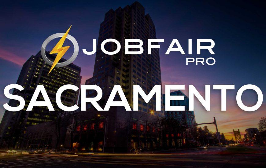 sacramento virtual job fairs