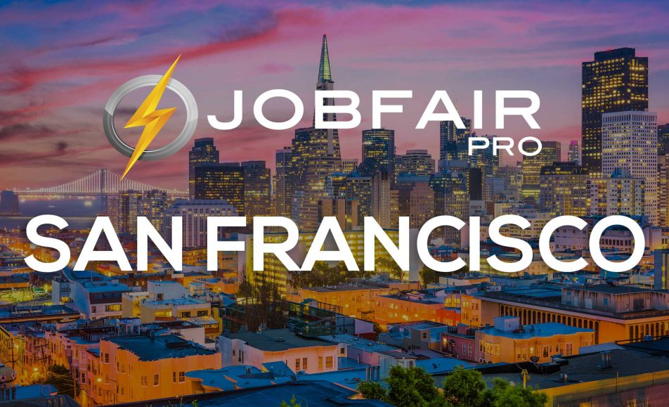 san francisco virtual job fairs