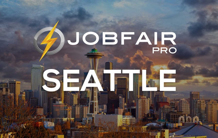 seattle virtual job fairs