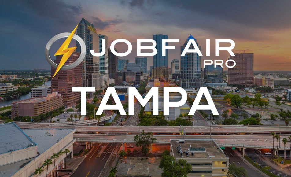 tampa virtual job fairs