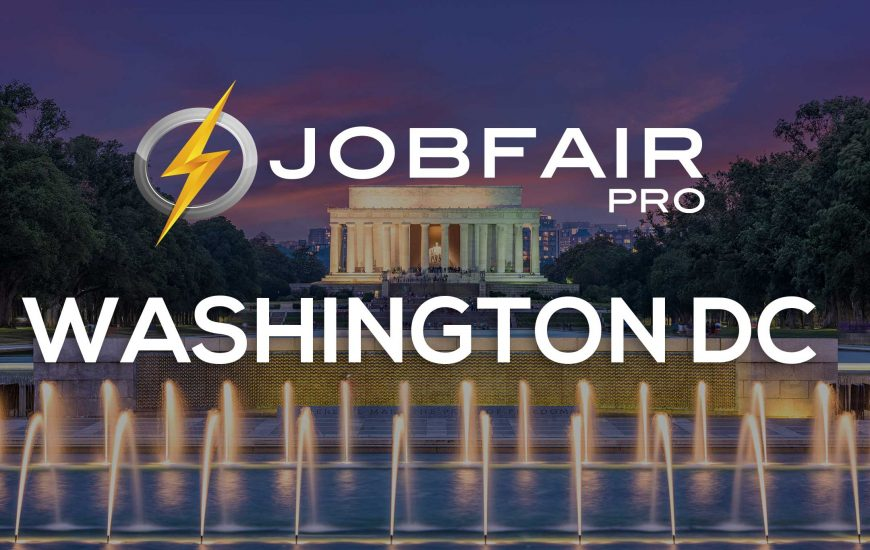 washington dc virtual job fairs