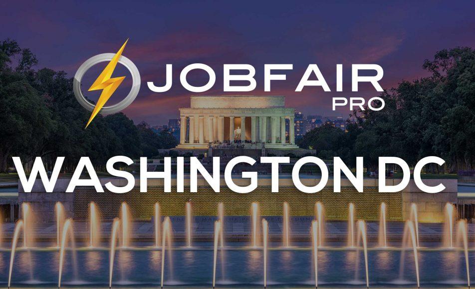 washington dc virtual job fairs